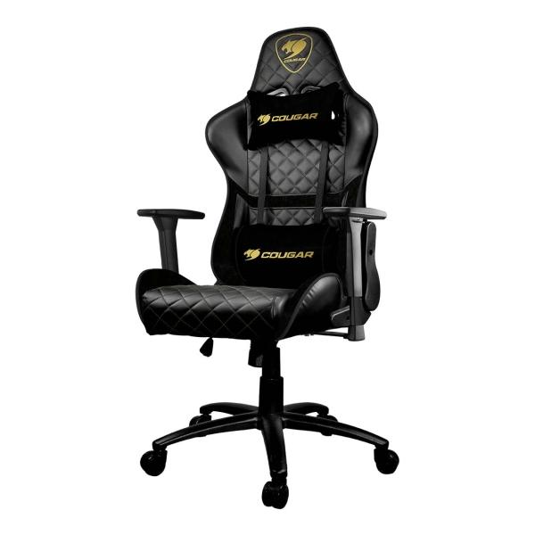 Кресло компьютерное игровое Cougar