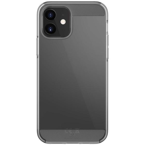 Чехол Black Rock iPhone 12 Mini (800115) прозрачный/серый цвет прозрачный/серый