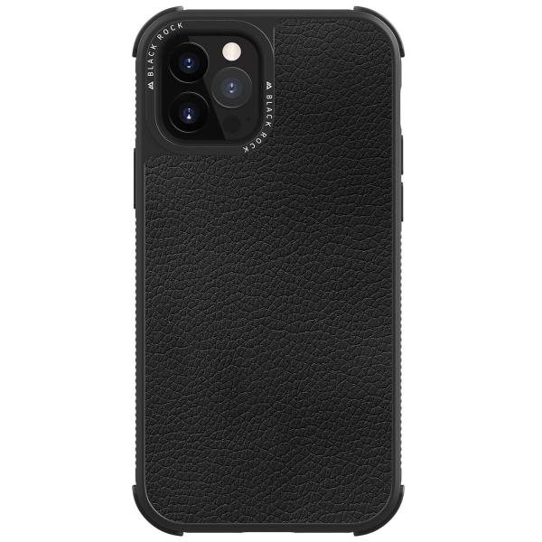 Чехол Black Rock iPhone 12/12 Pro (800118) черного цвета