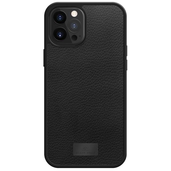 Чехол Black Rock iPhone 12 Pro Max (800119) черного цвета