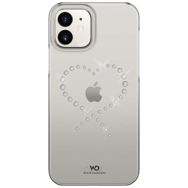 Чехол White Diamonds iPhone 12 Mini (800122) прозрачного цвета