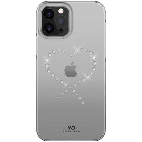 Чехол White Diamonds iPhone 12/12 Pro (800123) прозрачного цвета