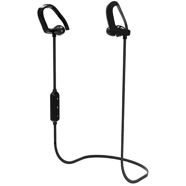 Спортивные наушники Bluetooth Telefunken TF-HS1004B Black