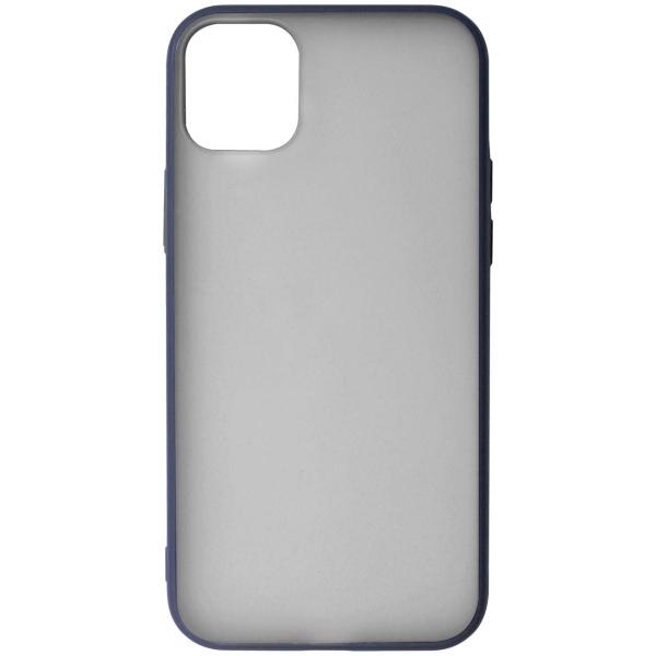 Чехол InterStep SLIM KINGKONG iPhone 12 / 12 Pro синий