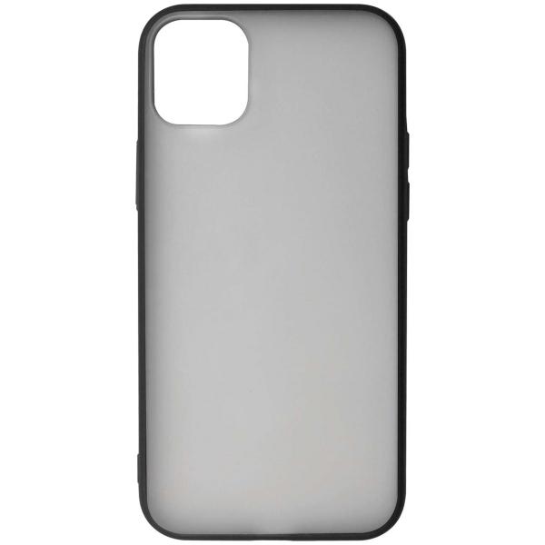 Чехол InterStep SLIM KINGKONG iPhone 12 / 12 Pro чёрный