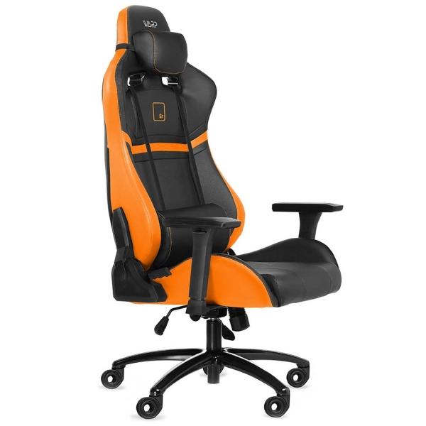 Кресло компьютерное игровое WARP GR-BOR