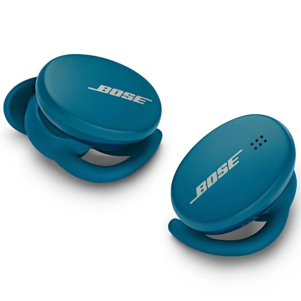Спортивные наушники Bluetooth Bose Sport Earbuds Baltic Blue