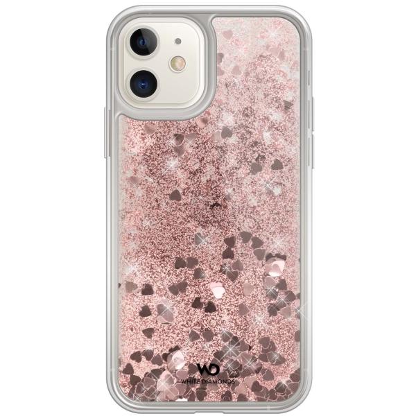 Чехол White Diamonds Sparkle iPhone 11 розовое золото (1410SPK11) цвет розовый/золотистый