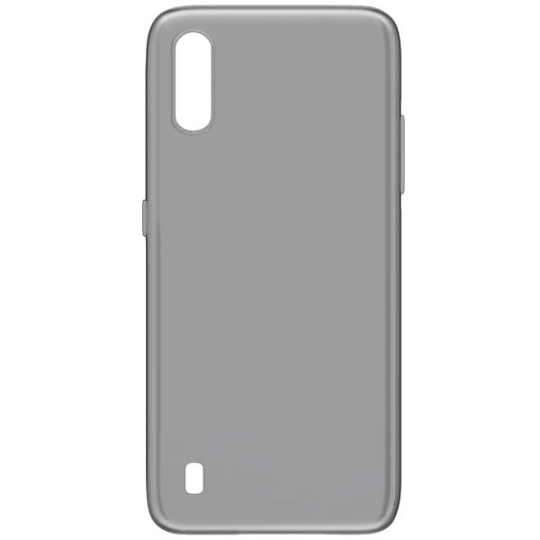 Чехол Vipe VPSGGM015COLTRGR Galaxy M01 Color прозрачн.-серый
