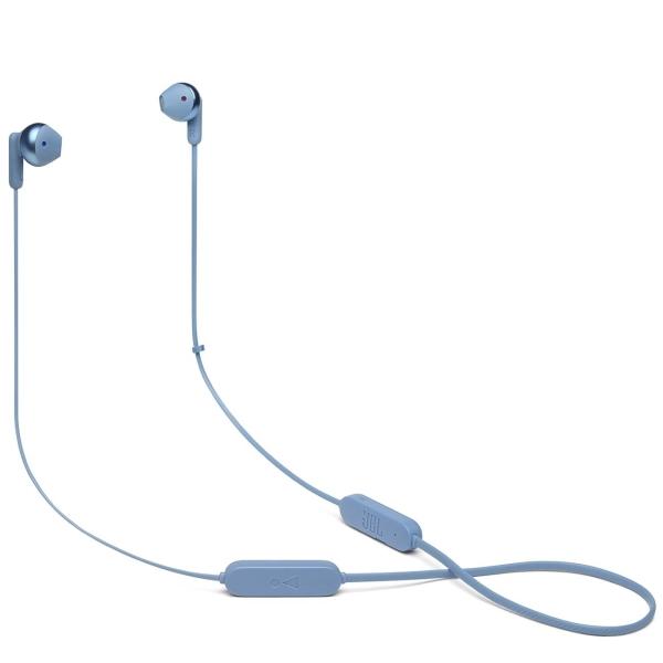 Наушники внутриканальные Bluetooth JBL TUNE215BT Blue (JBLT215BTBLU)