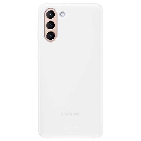 Чехол Samsung Smart LED Cover S21+ White (EF-KG996)