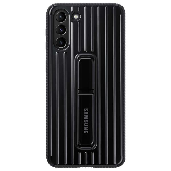 Чехол Samsung Protective Standing Cover S21+ Black (EF-RG996)