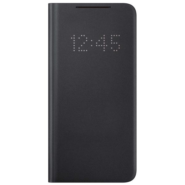 Чехол Samsung Smart LED View Cover S21 Black (EF-NG991)