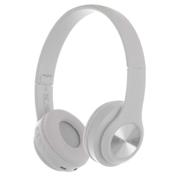 Наушники накладные Bluetooth QUB STN-310 White