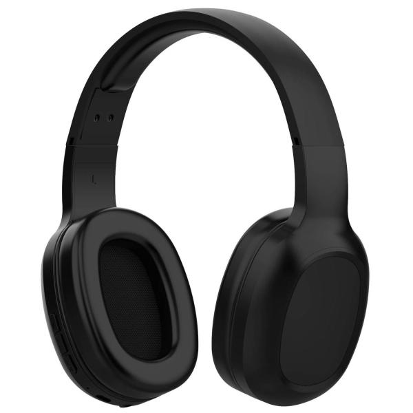 Наушники накладные Bluetooth HIPER Live QTX Black (HTW-QTX)