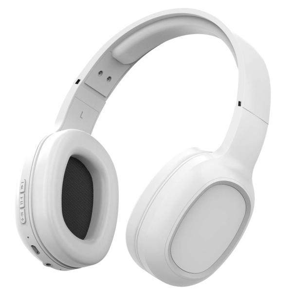 Наушники накладные Bluetooth HIPER Live QTX1 White (HTW-QTX1)