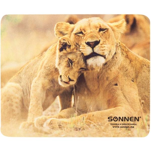 Коврик для мыши Sonnen LIONS 513310