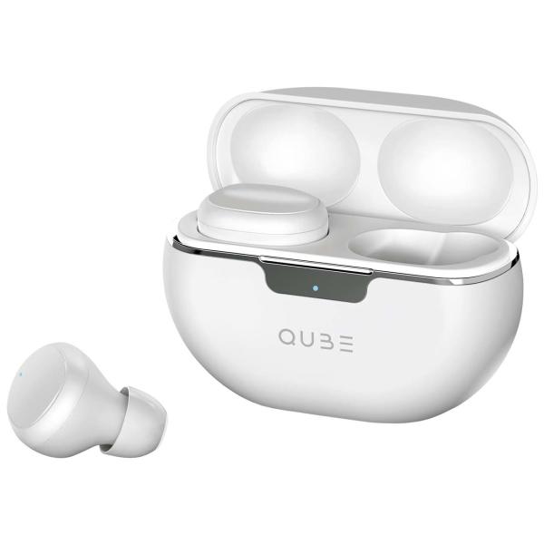 Наушники True Wireless QUB QTWS8WHT