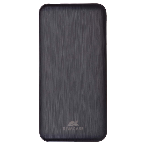 Внешний аккумулятор RIVACASE VA2040 черный (10000mAh) черного цвета