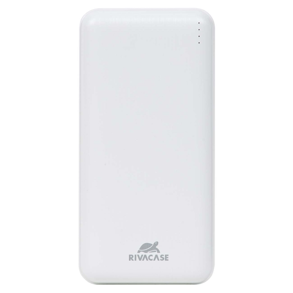 Внешний аккумулятор RIVACASE VA2080 белый (20000mAh) белого цвета