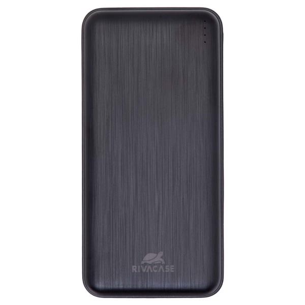 Внешний аккумулятор RIVACASE VA2080 черный (20000mAh) черного цвета