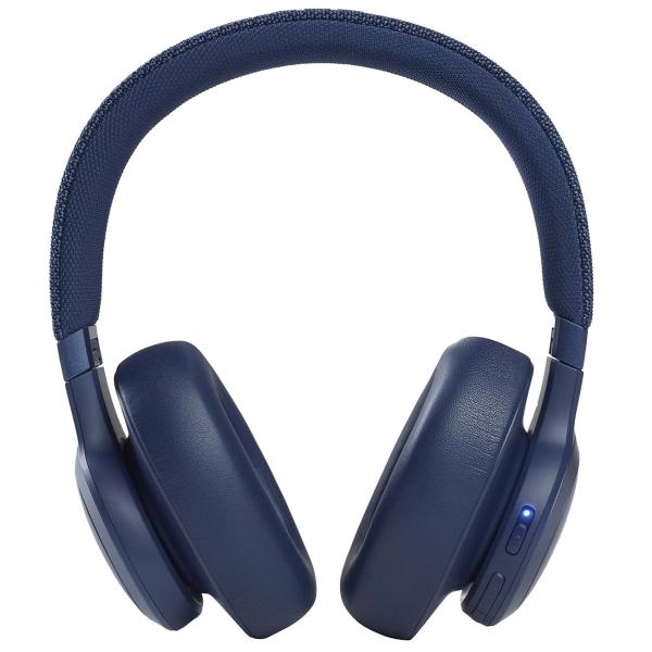 Наушники накладные Bluetooth JBL Live 660NC Blue