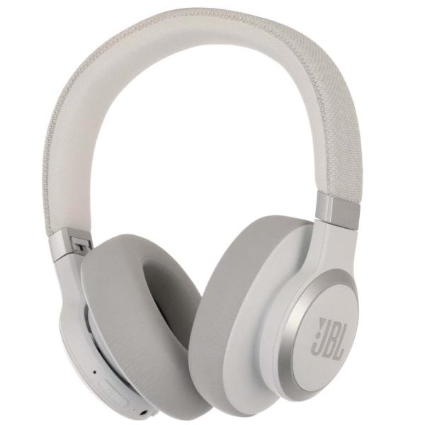 Наушники накладные Bluetooth JBL Live 660NC White