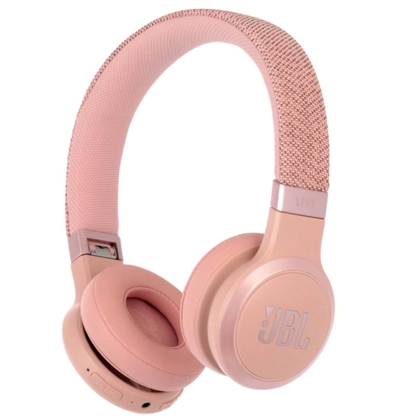 Наушники накладные Bluetooth JBL Live 460NC Rose Gold
