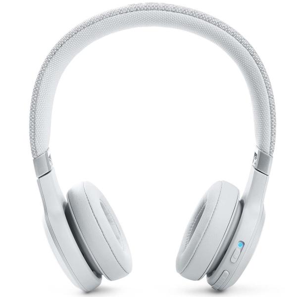 Наушники накладные Bluetooth JBL Live 460NC White