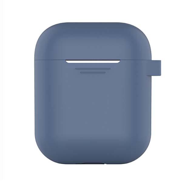 Аксессуар для AirPods Deppa синий (47013) синего цвета