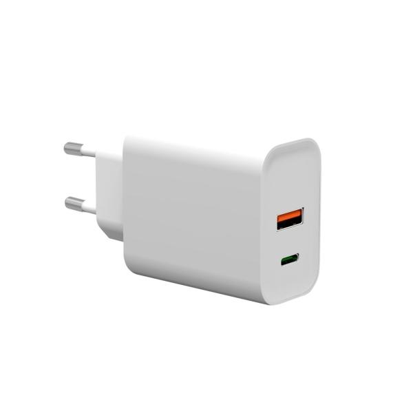 Сетевое зарядное устройство TFN QC+PD 30W (TFN-WCRPD30W03)