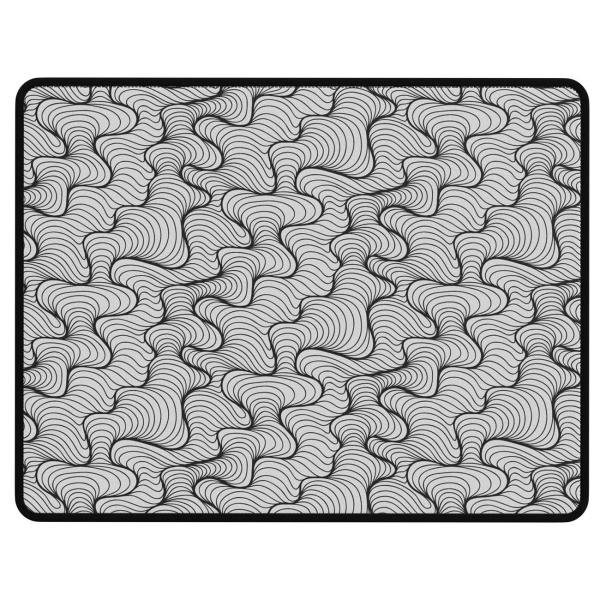 Игровой коврик Red Square L RSQ-40017 черного цвета