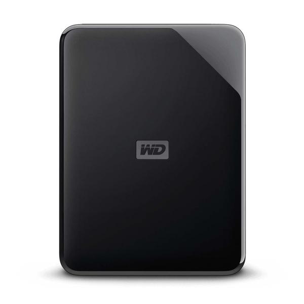 """Внешний жесткий диск 2.5"""" WD 2TB Elements SE (WDBEPK0020BBK-WESN) черного цвета"""