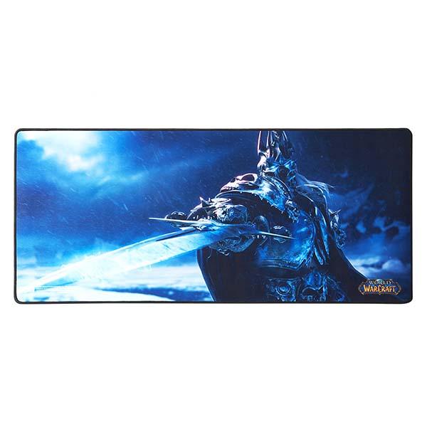 """Игровой коврик Blizzard World of Warcraft Lich King Awakening цвет """"рисунок"""""""