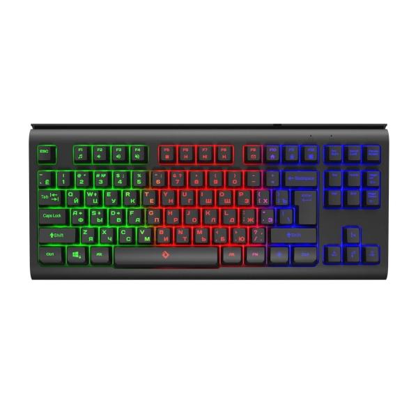 Игровая клавиатура Red Square Mini (RSQ-20022) черного цвета