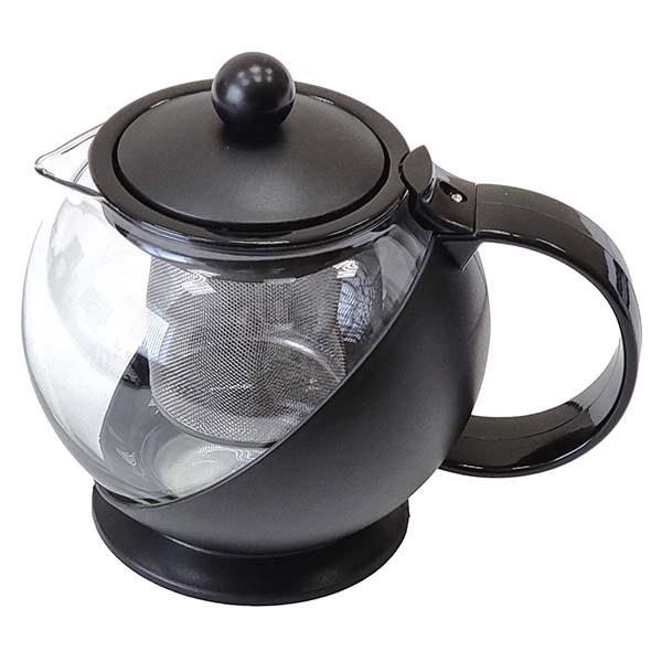Чайник заварочный Hans&Gretchen 0,75л с фильтром 14YS-8061 Black