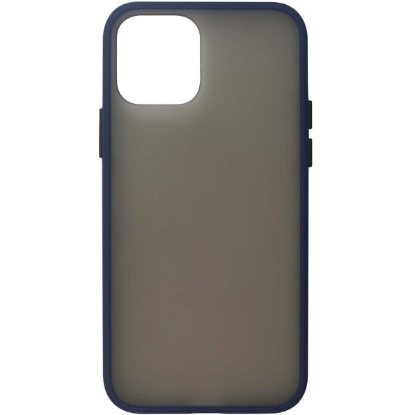 Чехол InterStep SUNNY KINGKONG iPhone 12 / 12 Pro синий