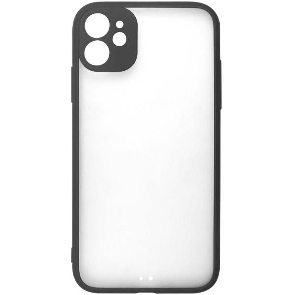 Чехол InterStep ULTRAS iPhone 11 черный