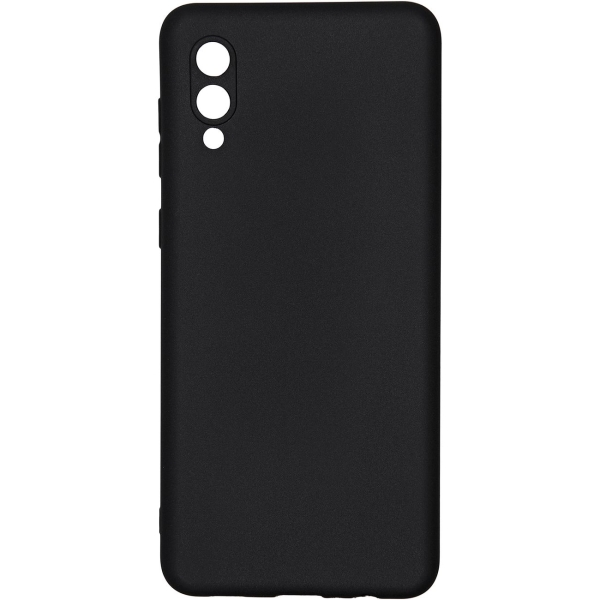 Carmega Samsung Galaxy A02 Candy black черного цвета