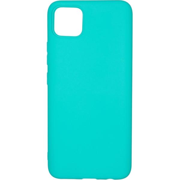 Carmega Realme C11 Candy blue синего цвета