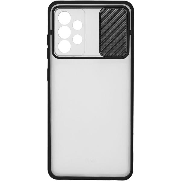 Carmega Samsung Galaxy A52 Camera black черного цвета