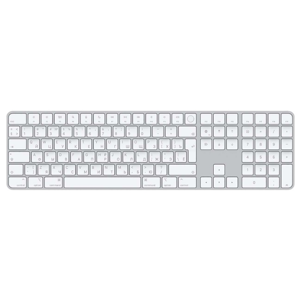 Apple Magic Keyboard with Touch ID (MK2C3RS/A)