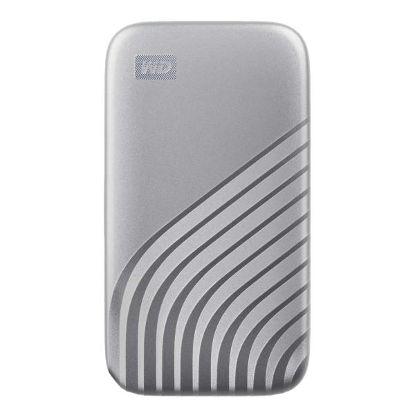 WD My Passport SSD 500GB Silver (WDBAGF5000ASL-WESN) My Passport SSD 500GB Silver (WDBAGF5000ASL-WESN) цвет серебро