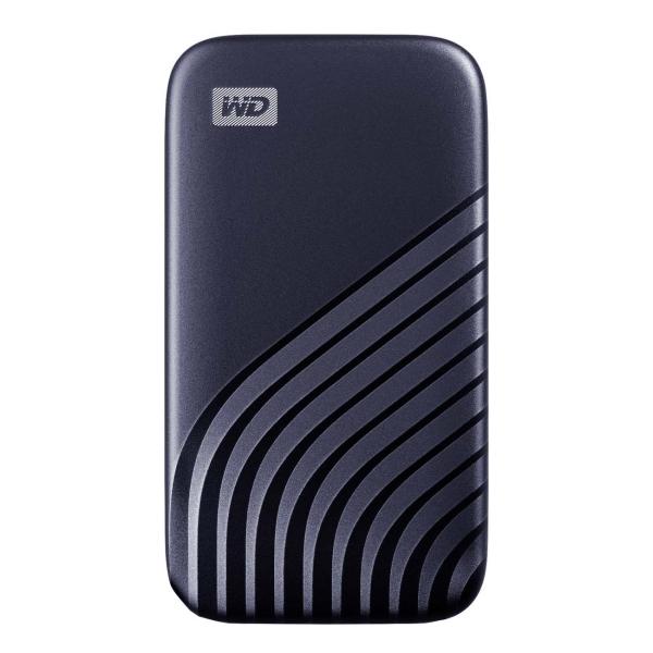 WD My Passport SSD 500GB Blue (WDBAGF5000ABL-WESN) My Passport SSD 500GB Blue (WDBAGF5000ABL-WESN)