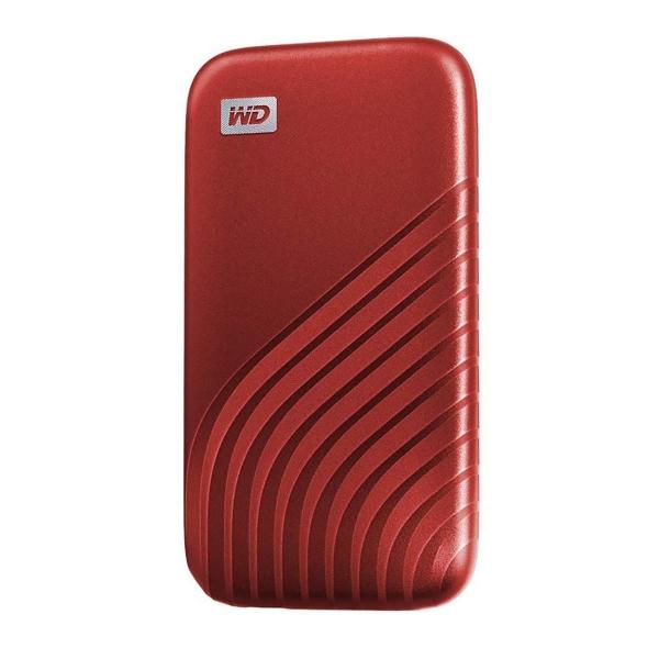 Внешний диск SSD WD