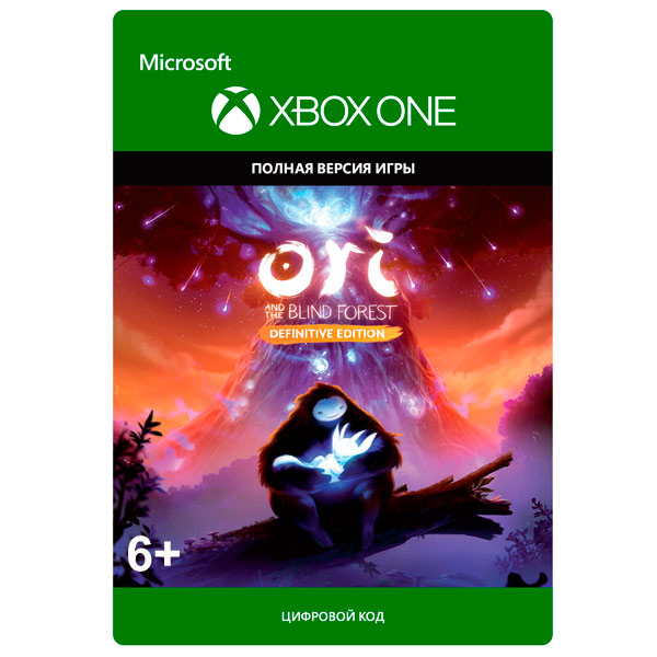 Цифровая версия игры Xbox Xbox Ori and the Blind Forest: Definitive Edition - купить в М.Видео, цена, отзывы - Санкт-Петербург