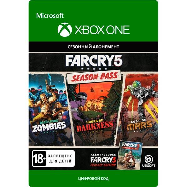 far cry 5 season pass Дополнение для игры . Far Cry 5 Season Pass