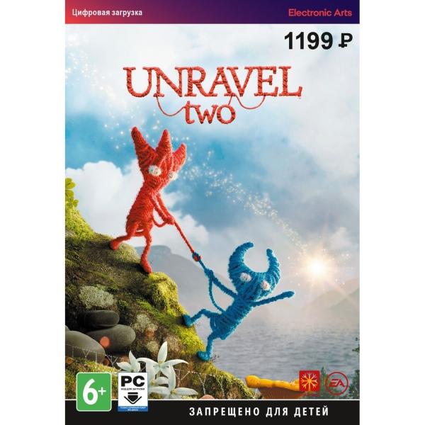 Unravel two (2018) pc | repack от qoob скачать игру через торрент.