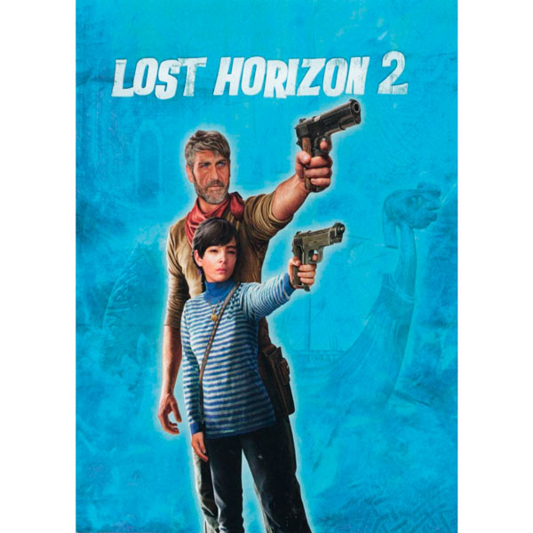 Цифровая версия игры PC Deep Silver Lost Horizon 2