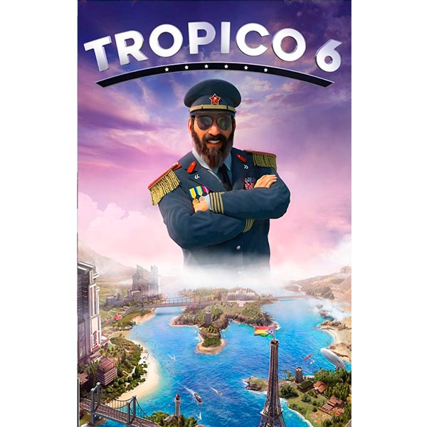 Цифровая версия игры PC . Tropico 6